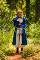 saber fate stay night by HikaruHrist