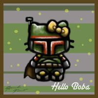 Hello Kitty Boba by HannahNew
