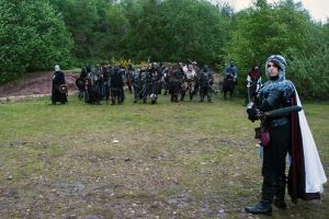 The Vale - Ser Kaylen by KellyJane