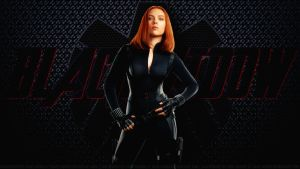 Scarlett Johansson Black Widow XVIII by Dave-Daring