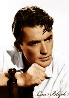 Gregory Peck by laublack