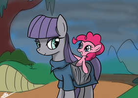 The Word of Maud by MrAsianhappydude