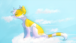 :AT: Cloud Racer by Brightshards