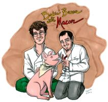 Bakin' Bacon with Macon by Konstance