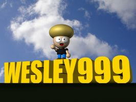 Wesley999 - Gift by EUAN-THE-ECHIDHOG