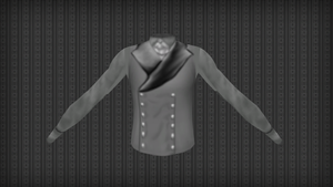 Male Victorian Vest DL by ninjapirate10194