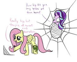 Adventures in the Spider Caves by Hypnopony