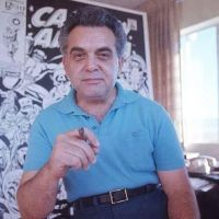 Jack Kirby's 97th Birthday by LegacyHeroComics