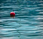 Lake and Buoy by nouvellecreation