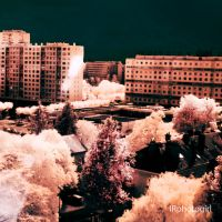 IR Urban Beauties Of Decay VIII by IRphotogirl