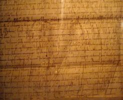 Medieval Letter by CatBeluxe