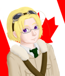 (REALLY LATE) Canadaaaaaa by AnfelMeva