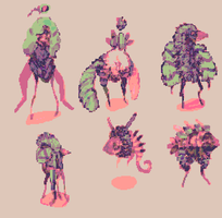 Some pixels for patrons by Cellusious