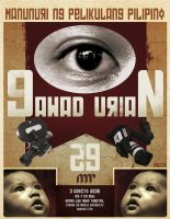 29th Gawad Urian cover by klutosis