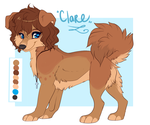 Clare reference by Maonii