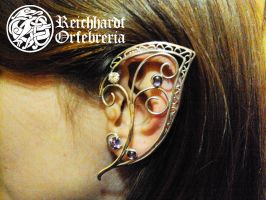 Elven Ear Cuff by Aranglinn