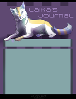 Journal skin commission by Capukat