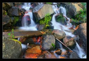Incline Stream IV by dehrique