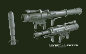 Combine Rocket Launcher WIP5 by HeadshotZX