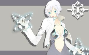 silver ice mage by raptorscyte