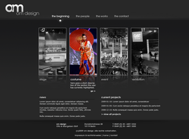 omdesign - 01a - front page by SebastianKlammer