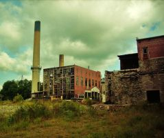 Papermill Side by erbeium