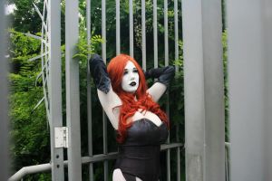 Poison Ivy (BTAS Vers.) - 04 by galaktikmermaid