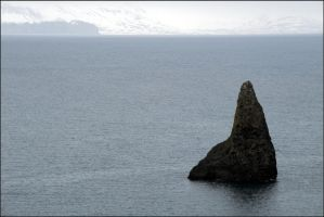 The rock tooth by NikolaiMalykh