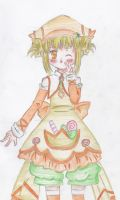 Collette - Rune Factory 3 by michi1412