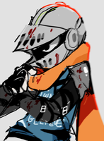 knight guy by hibridtastic