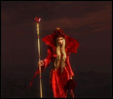 Queen of Hearts by Grovelight