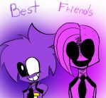 Best Friends by JustTom1987