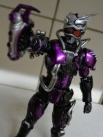 SH Figuarts Mashin Chaser by ChristianPrime1-Bot