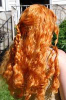 Ygritte Wig 1 by TaliBelle-Cosplay