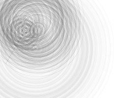 Algorithmic Drawing_Ripples by TreeArchitect
