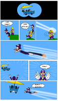35 Wario and Waluigi are back by ZeFrenchM