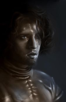 Jon Snow by elleneth