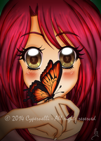 Butterfly Effect - Ania by Cypernelli