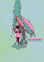 ice cream by spectacularstyle