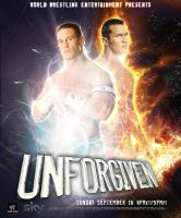 WWE Unforgiven 2007 by turbodesignz