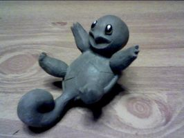 Clay Squirtle by Anadalya