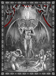 Tarot The Devil by Doberlady