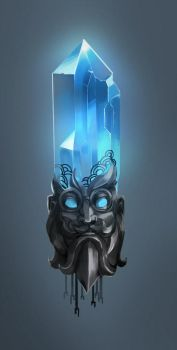DATA CRYSTAL by Colonel82