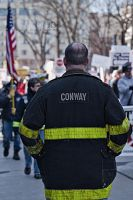 Firefighters join the Protest by leavenotrase