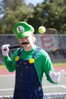 Cosplay: Luigi by SonicRTR
