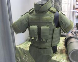 System Defense Body Armor (Serbian Military) by Milosh--Andrich