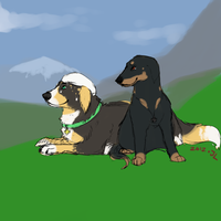 Clouds roll by by AskLPrussdog