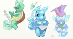 Wartortle experiments :D by Flixg