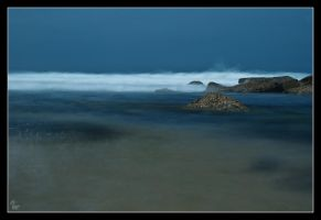 Atlantic in blue by Alexandra35