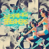 Spring Breakers by Dreamflawless
